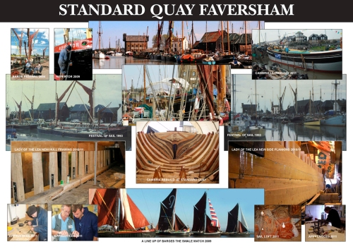 STANDARD QUAY remembered