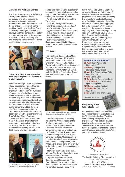 NEWSLETTER pg2 22April14 FINAL