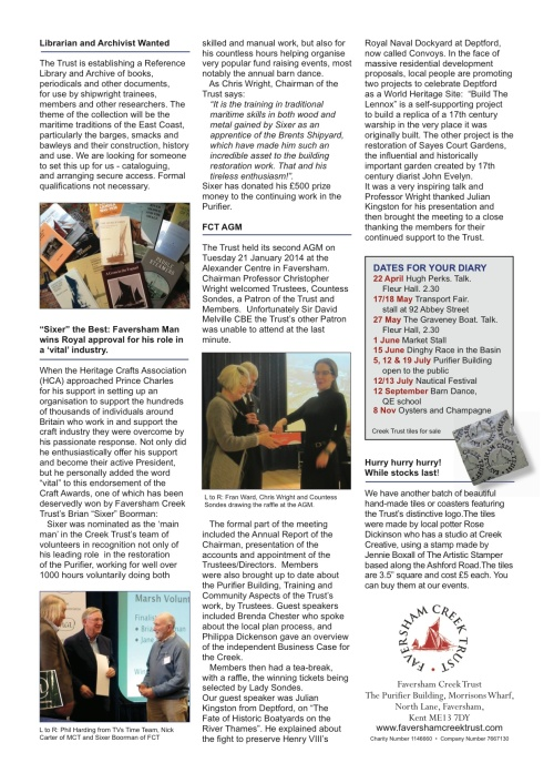 NEWSLETTER pg2 22April14 FINAL