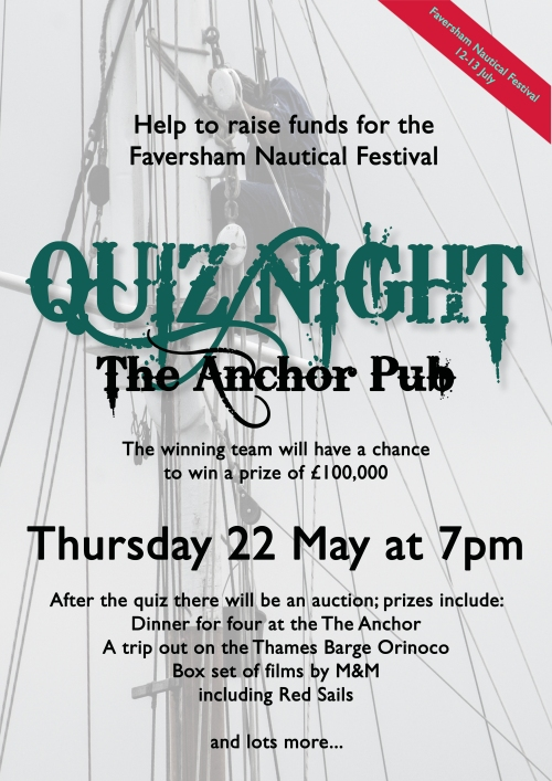 Nautical Festival fundraise quiz 22 may 2014