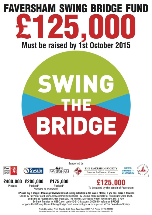 Swing the Bridge Poster